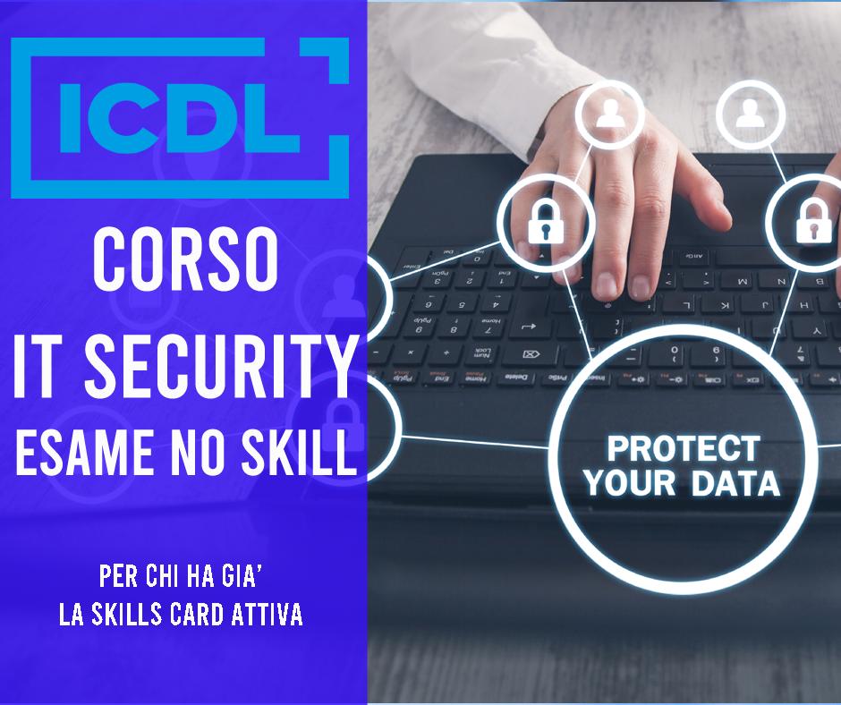 corso it security no skills card tecno digital academy