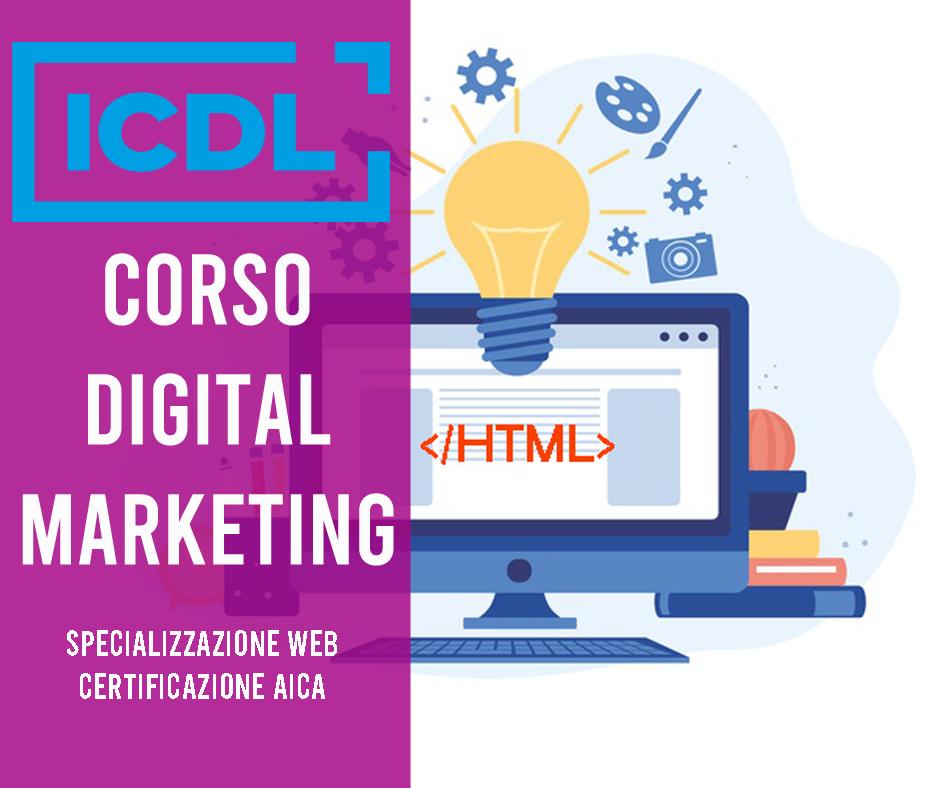 CORSO digital marketing Tecno Digital Marketing