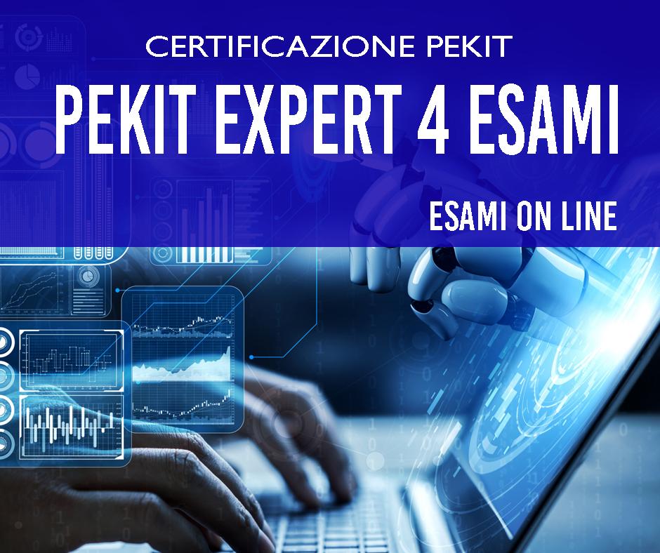 Pkit expert 4 esami certificazione riconosciuta miur