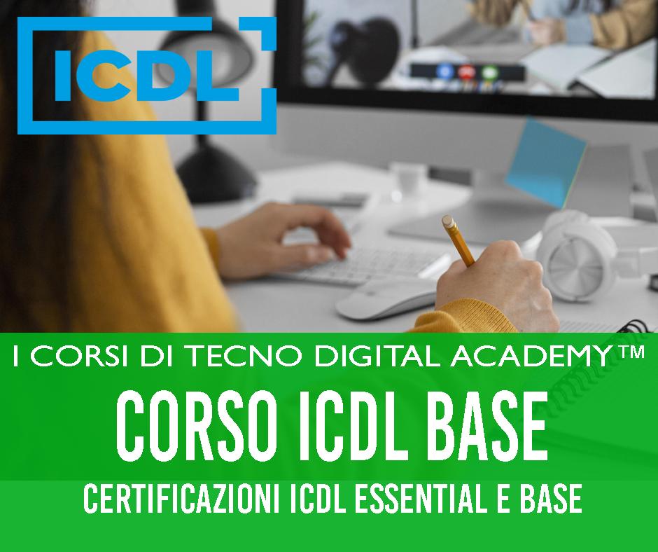 corso icdl base per patente europea tecno digital academy